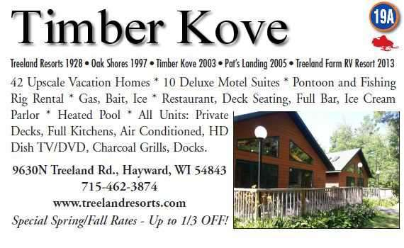 Timber Kove - Treeland Resorts