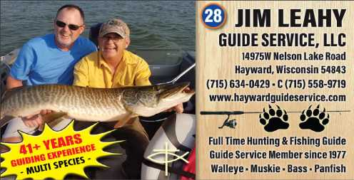 Jim Leahy Guide Service