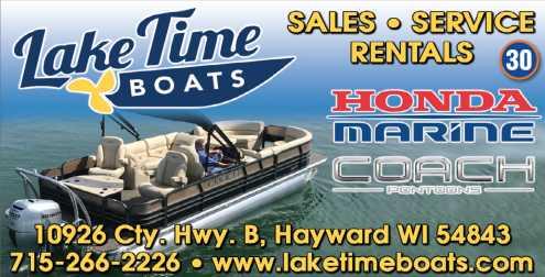 Lake Time Boats
