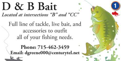 D & B Bait, Inc.