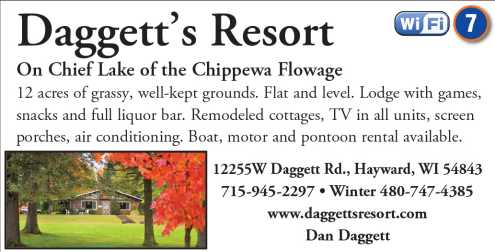 Daggett's Resort & Campground