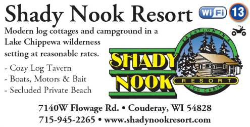 Shady Nook Resort